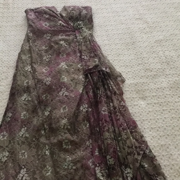 Badgley Mischka Dresses | Gently Used Evening Gown Dress | Poshmark